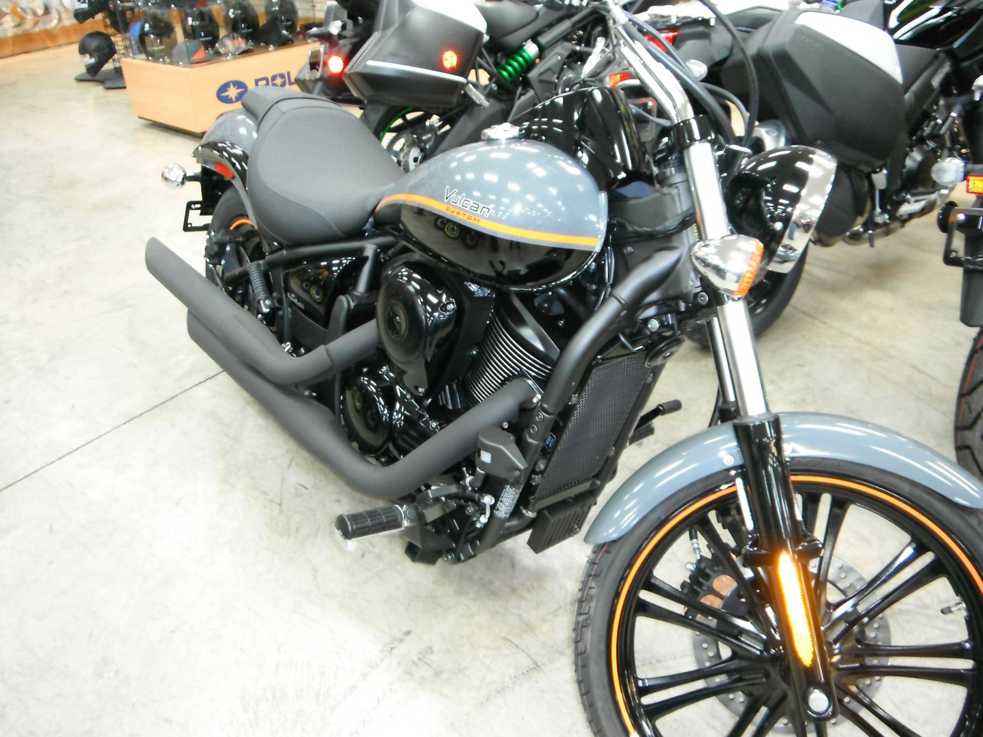 2019 Kawasaki Vulcan 900 Custom in Unionville, Virginia - Photo 3