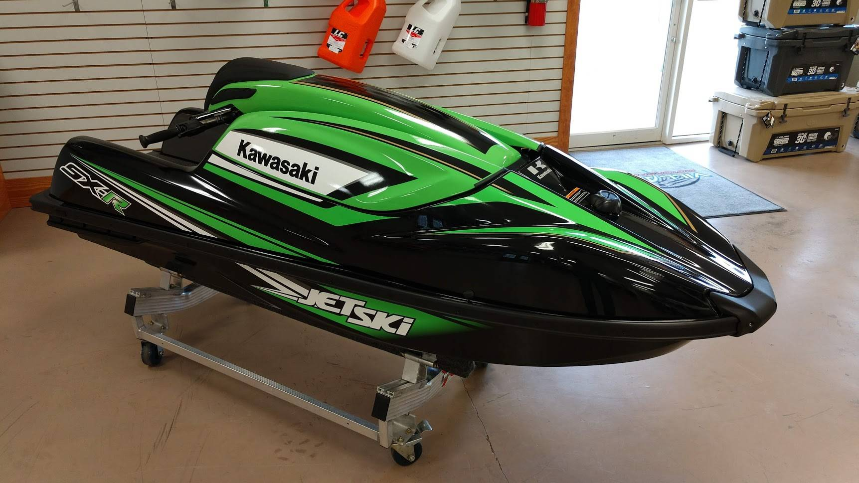 2021 Kawasaki Jet Ski SX-R in Unionville, Virginia - Photo 1