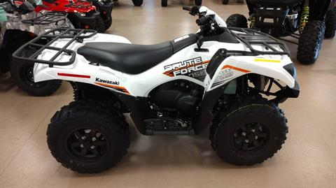 2021 Kawasaki Brute Force 750 4x4i EPS in Unionville, Virginia - Photo 1