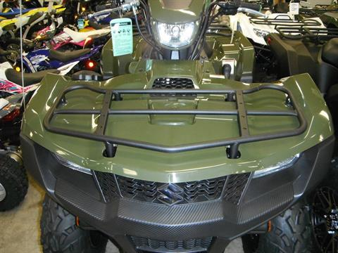 2020 Suzuki KingQuad 500AXi in Unionville, Virginia - Photo 2