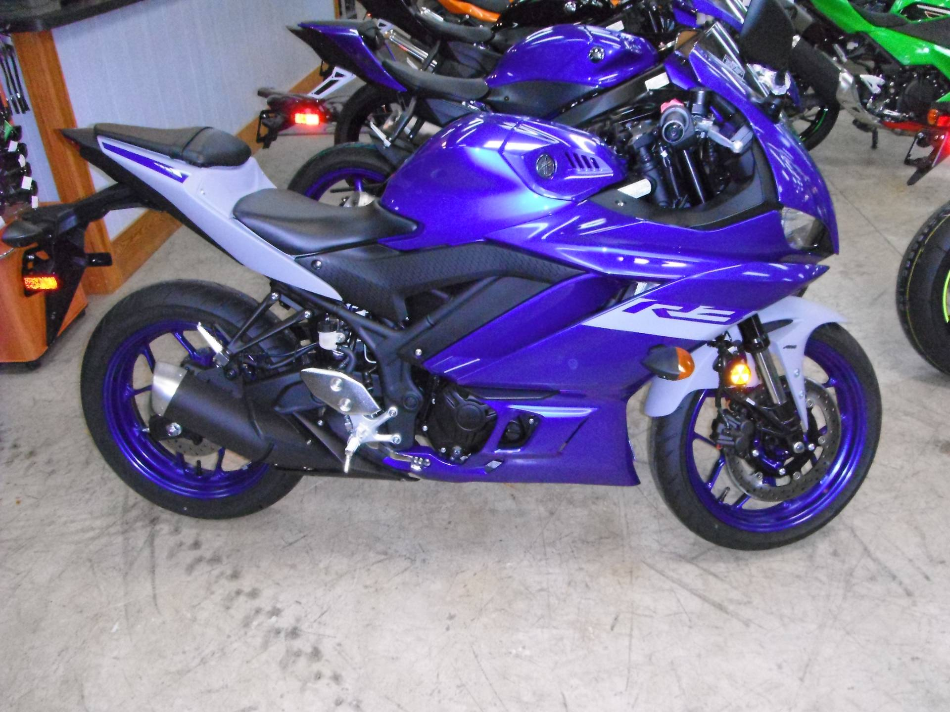 2020 Yamaha YZF-R3 ABS in Unionville, Virginia - Photo 1