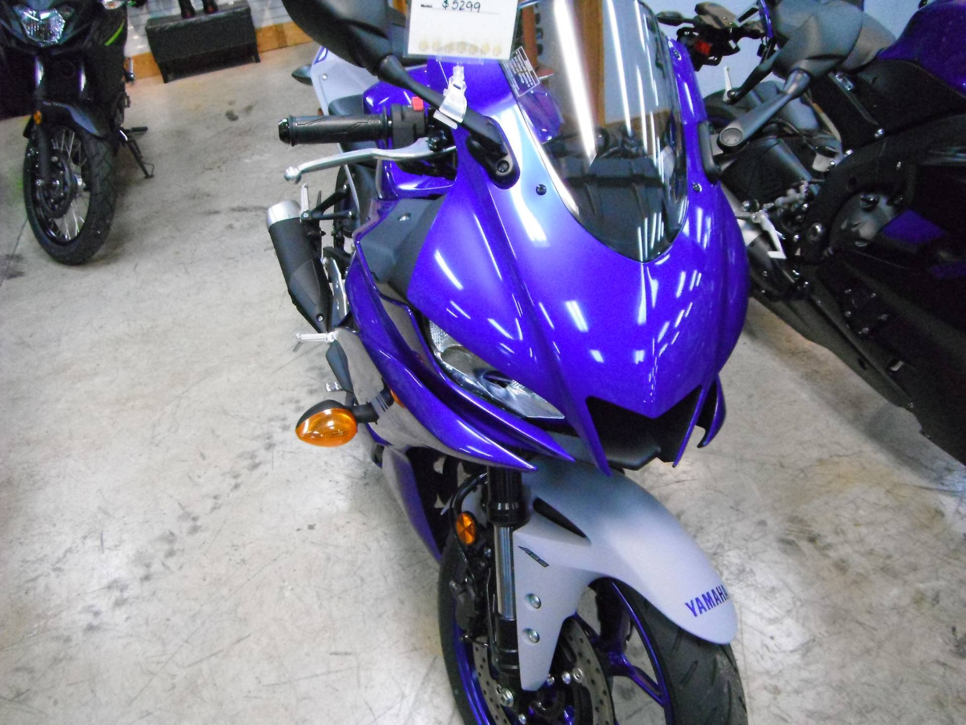 2020 Yamaha YZF-R3 ABS in Unionville, Virginia - Photo 3