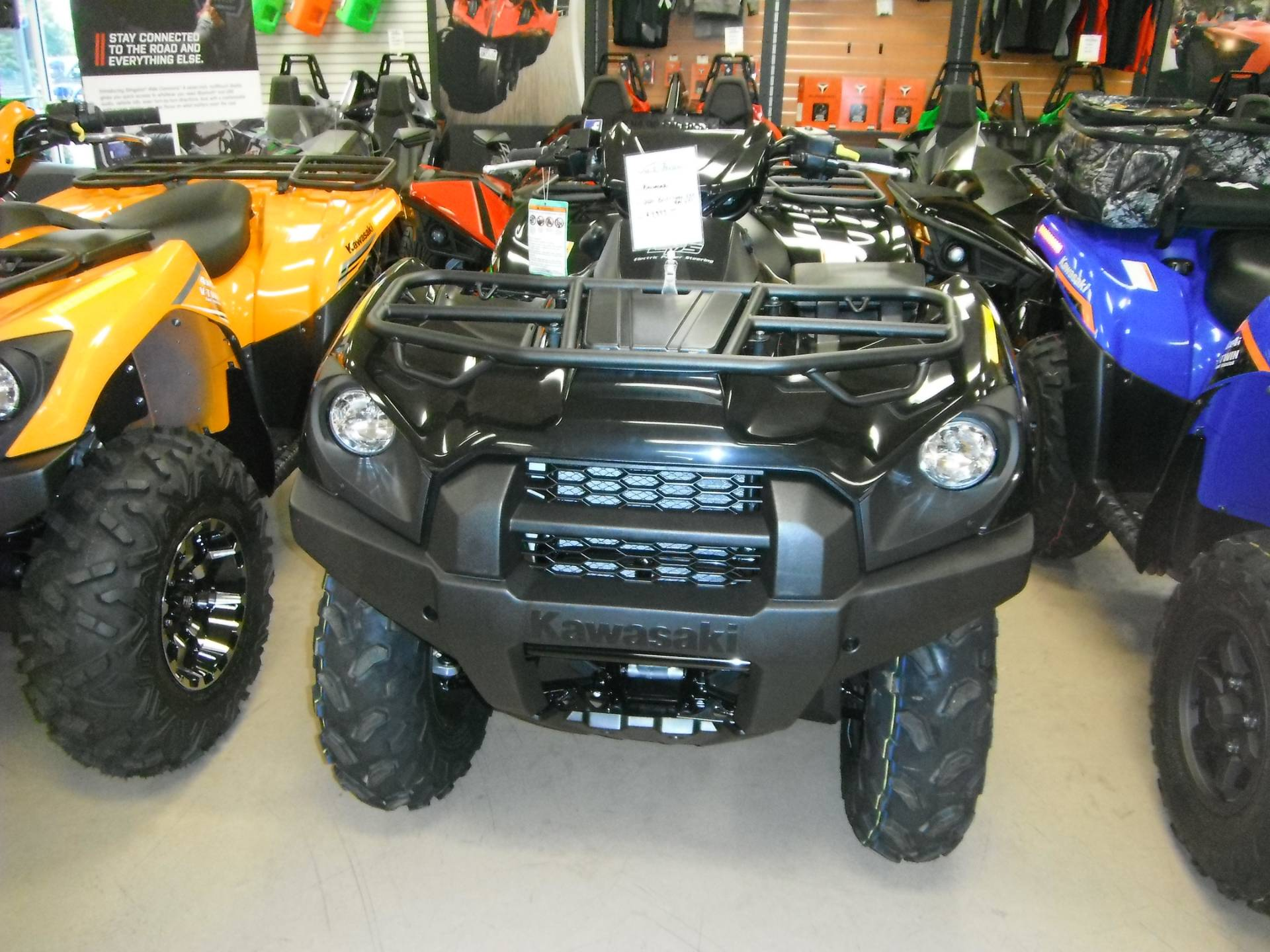 2020 Kawasaki Brute Force 750 4x4i EPS in Unionville, Virginia - Photo 1