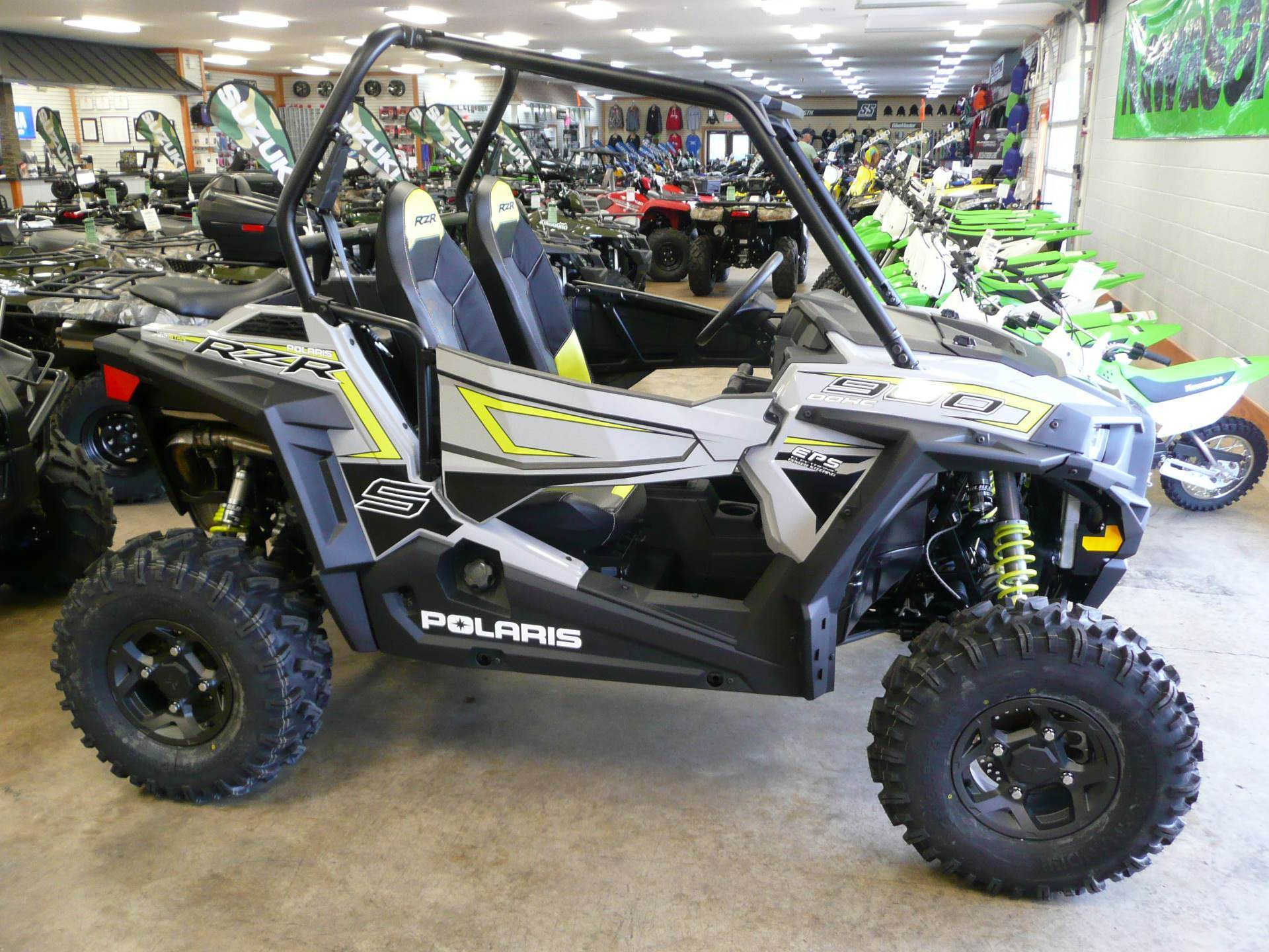 2018 Polaris RZR S 900 EPS in Unionville, Virginia