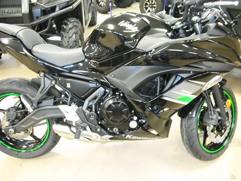 2019 Kawasaki Ninja 650 in Unionville, Virginia - Photo 1