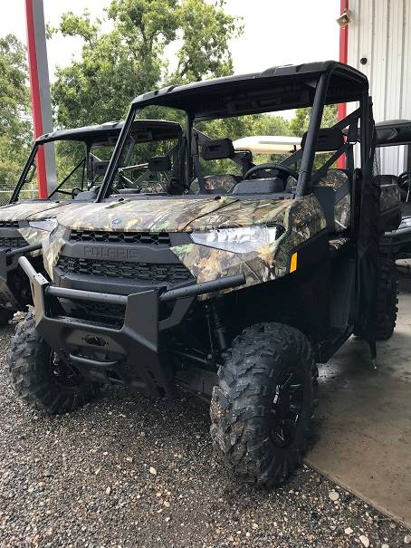 2019 Polaris Ranger XP 1000 EPS Premium in Brazoria, Texas