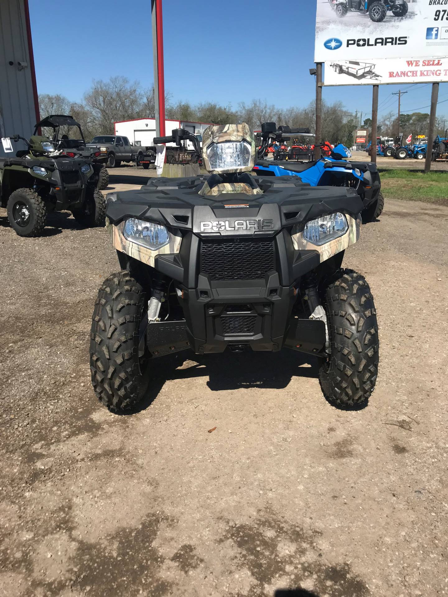 2019 Polaris Sportsman 570 Camo in Brazoria, Texas