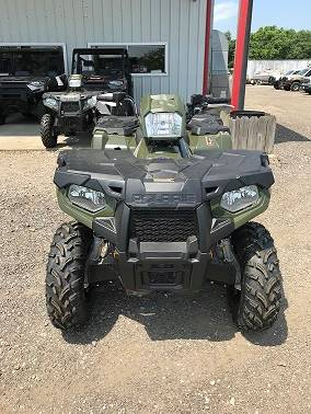 2019 Polaris Sportsman 450 H.O. in Brazoria, Texas