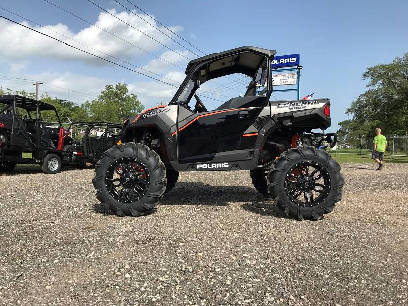 2017 Polaris General 1000 Eps Deluxe In Brazoria Texas