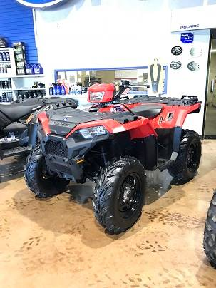 2018 Polaris Sportsman 850 in Brazoria, Texas