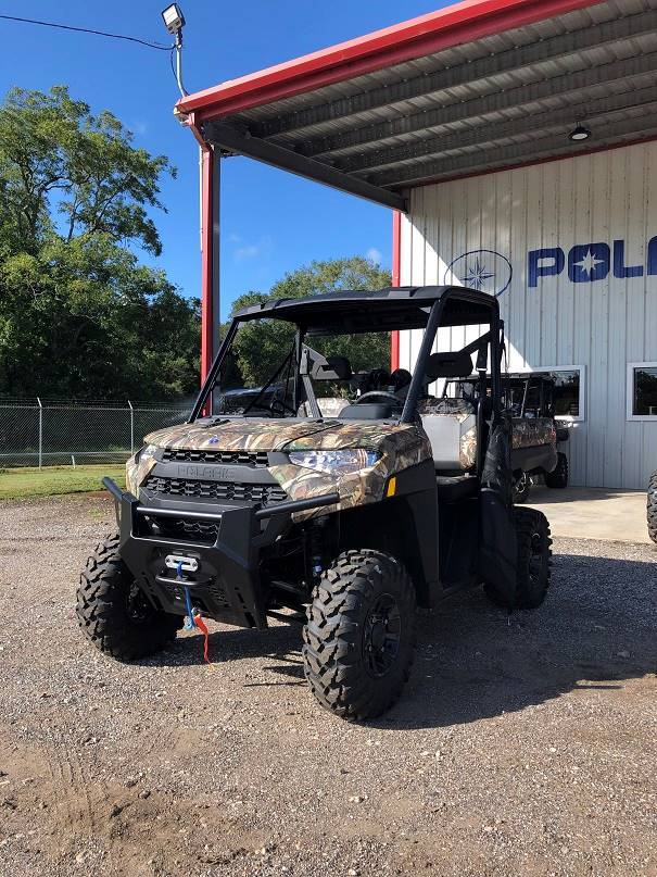 2019 Polaris Ranger XP 1000 EPS Back Country Limited Edition in Brazoria, Texas - Photo 2
