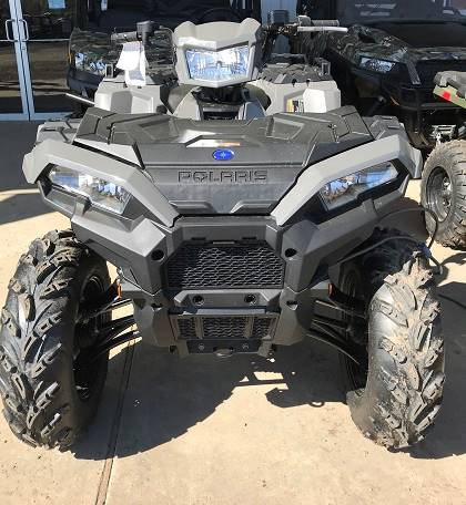 2019 Polaris Sportsman 850 in Brazoria, Texas - Photo 2