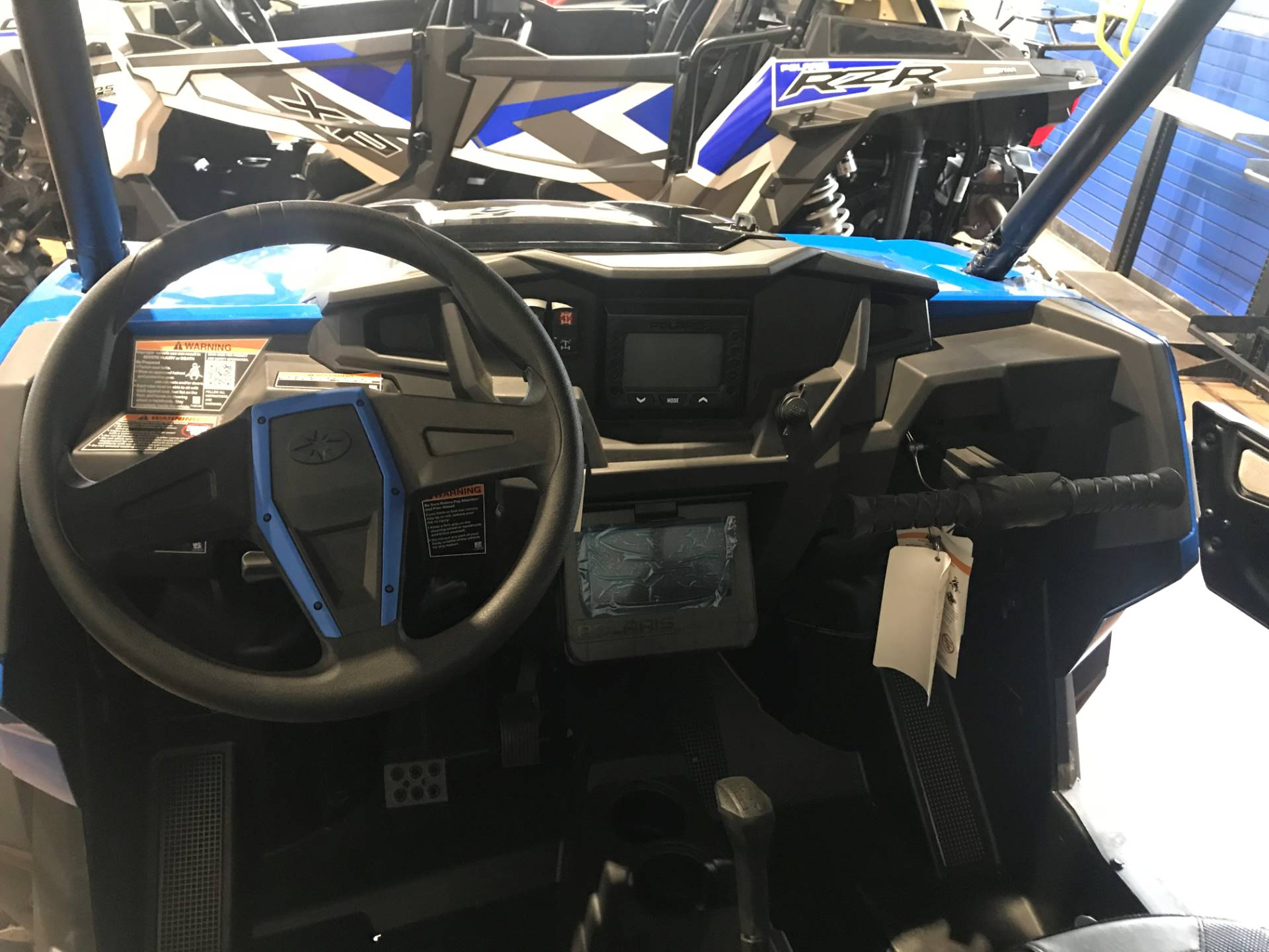 2018 Polaris RZR XP Turbo EPS in Brazoria, Texas