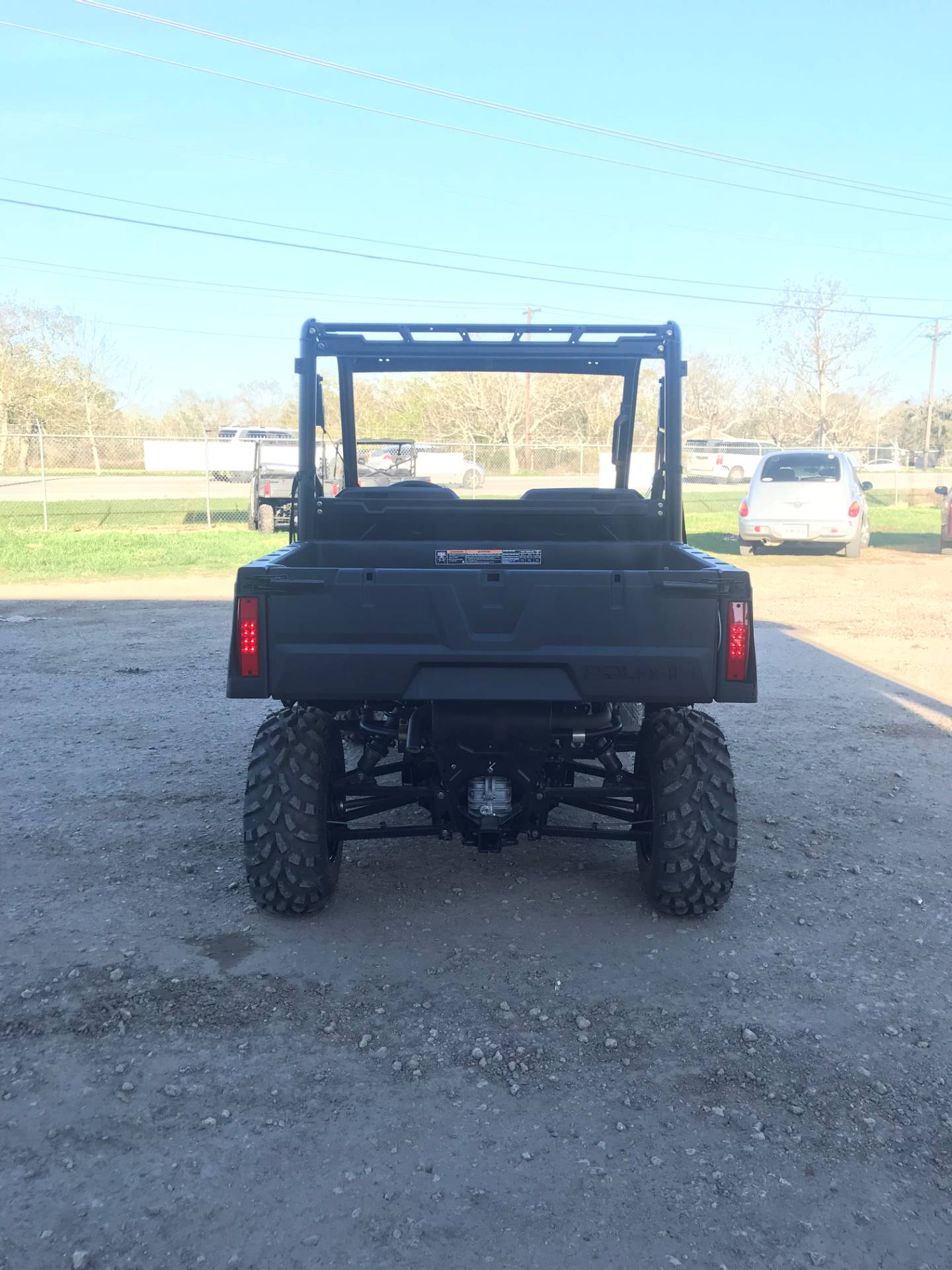 2019 Polaris Ranger 500 2