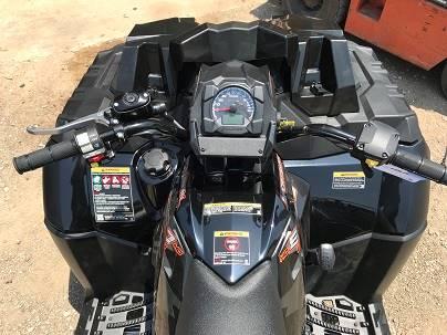 2018 Polaris Sportsman 850 High Lifter Edition 6