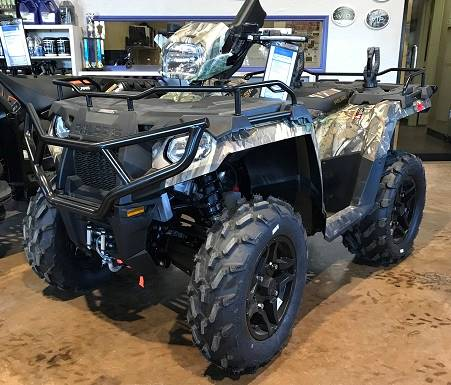 2019 Polaris Sportsman 570 SP Hunter Edition in Brazoria, Texas