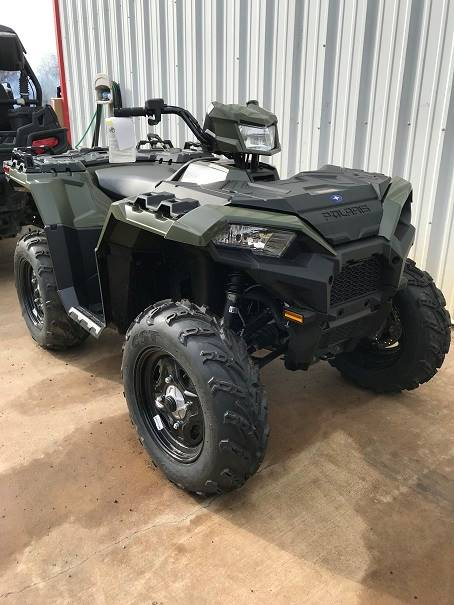 2019 Polaris Sportsman 850 in Brazoria, Texas - Photo 1