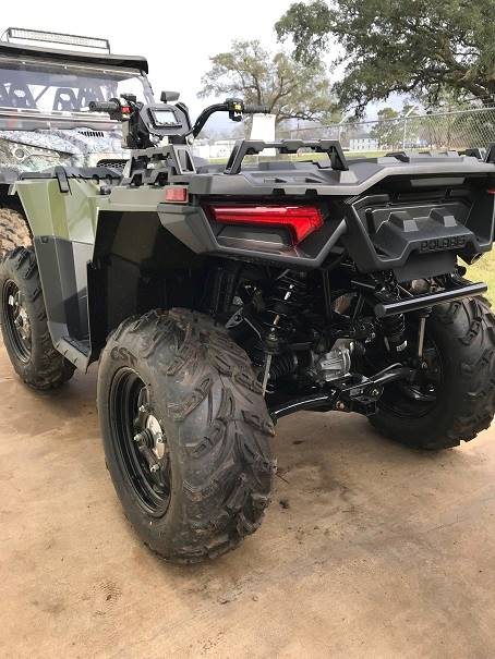 2019 Polaris Sportsman 850 in Brazoria, Texas - Photo 5