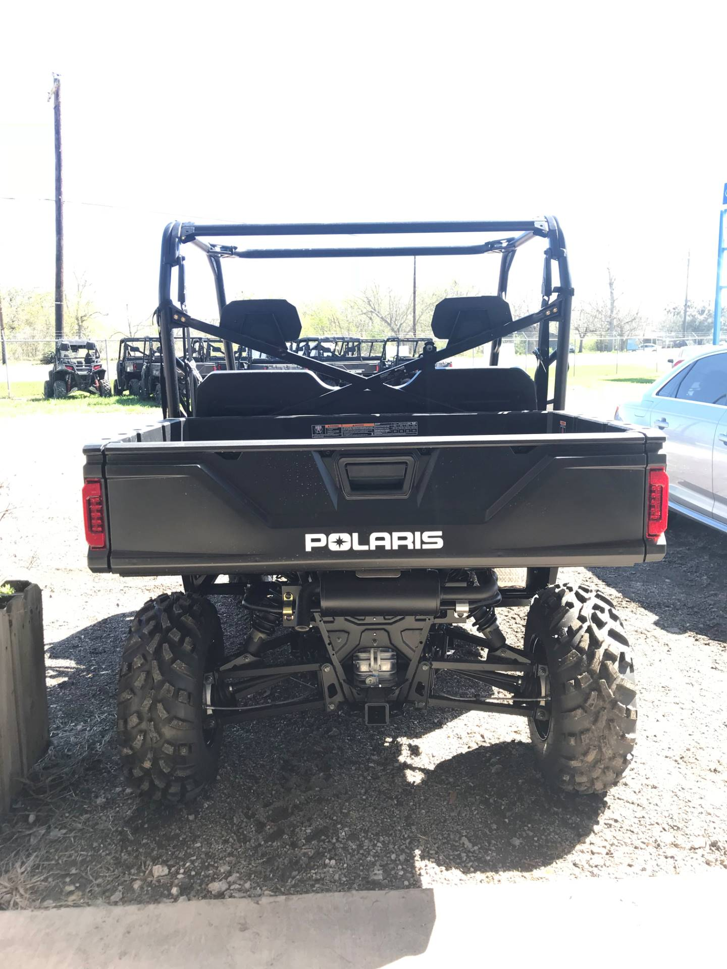 2019 Polaris Ranger 570 Full-Size 2