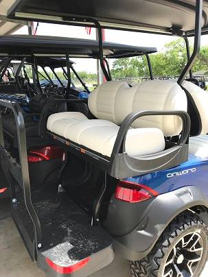 2018 Club Car Onward Lifted 4 Passenger Electric in Brazoria, Texas - Photo 3