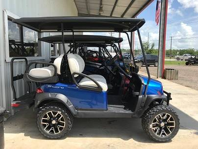 2018 Club Car Onward Lifted 4 Passenger Electric in Brazoria, Texas - Photo 1