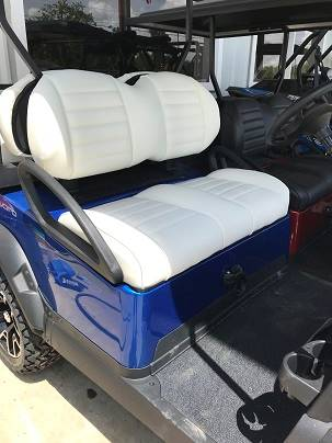 2018 Club Car Onward Lifted 4 Passenger Electric in Brazoria, Texas - Photo 2