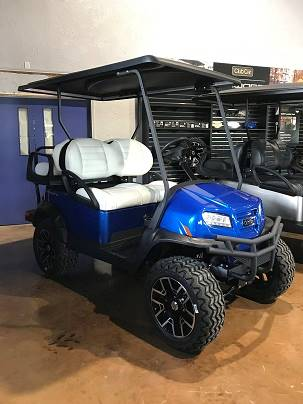2018 Club Car Onward Lifted 4 Passenger Electric in Brazoria, Texas - Photo 4