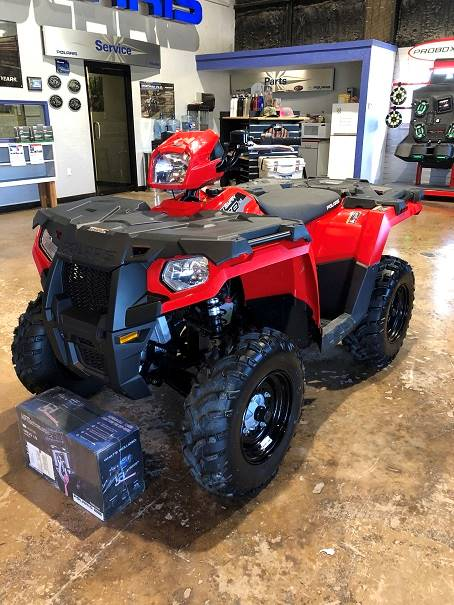2019 Polaris Sportsman 450 H.O. EPS in Brazoria, Texas - Photo 2
