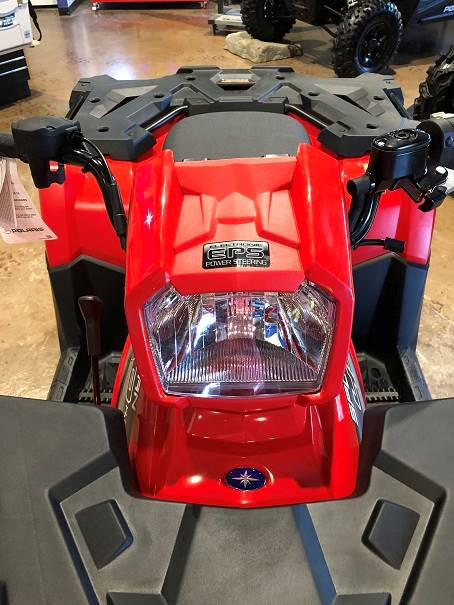 2019 Polaris Sportsman 450 H.O. EPS in Brazoria, Texas - Photo 3