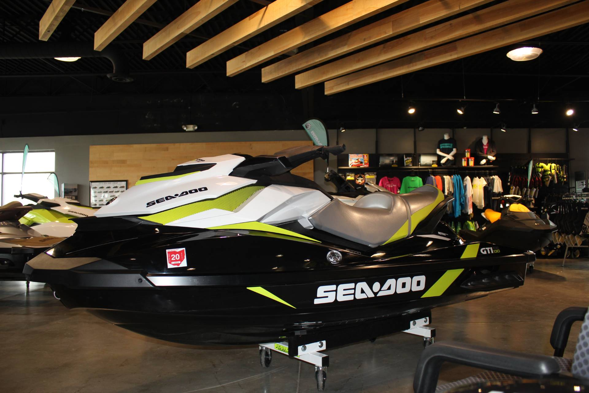 2017 Sea-Doo GTI SE 130 in Batavia, Ohio