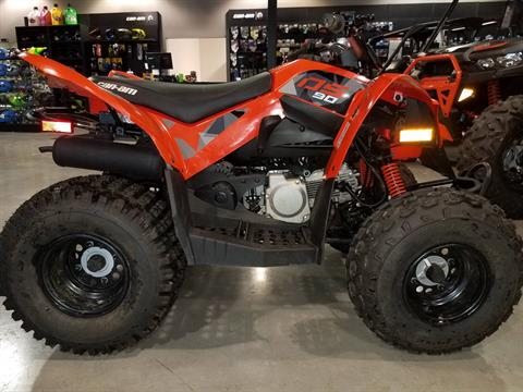 2018 Can-Am DS 90 in Batavia, Ohio