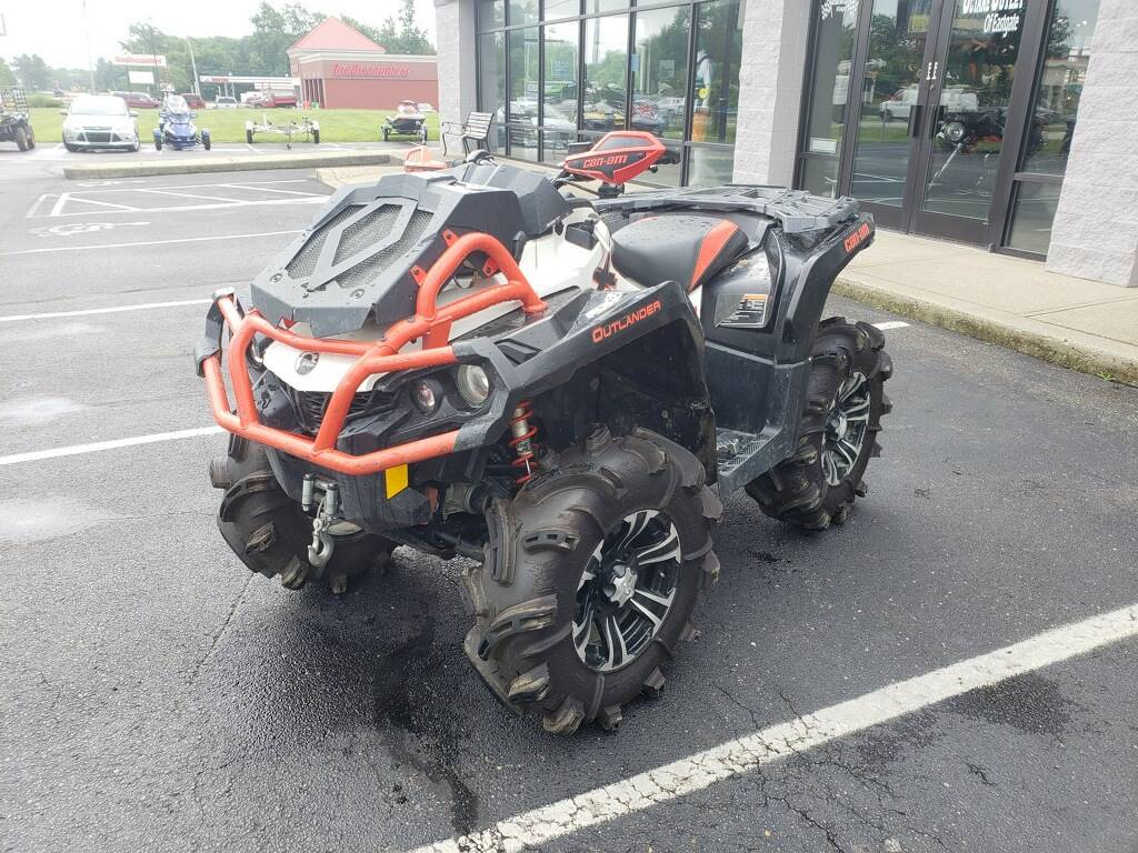 2016 Can-Am OUTLANDER 850 XMR in Batavia, Ohio