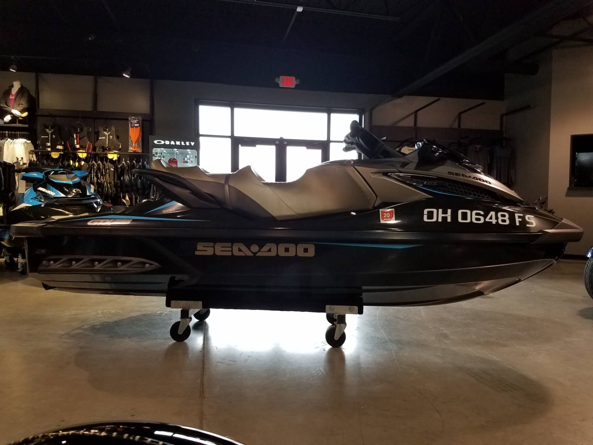 2017 Sea-Doo GTX Limited 300 in Batavia, Ohio