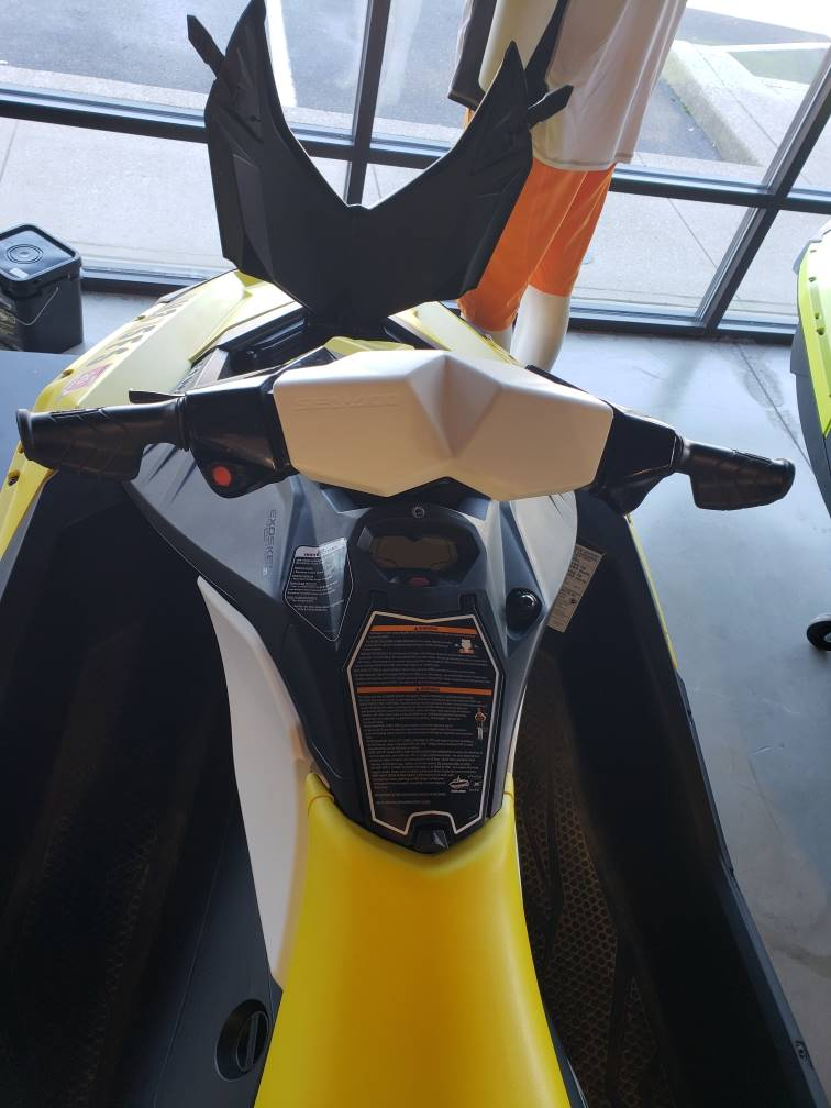 2016 Sea-Doo Spark 2up 900 H.O. ACE w/ iBR & Convenience Package Plus in Batavia, Ohio