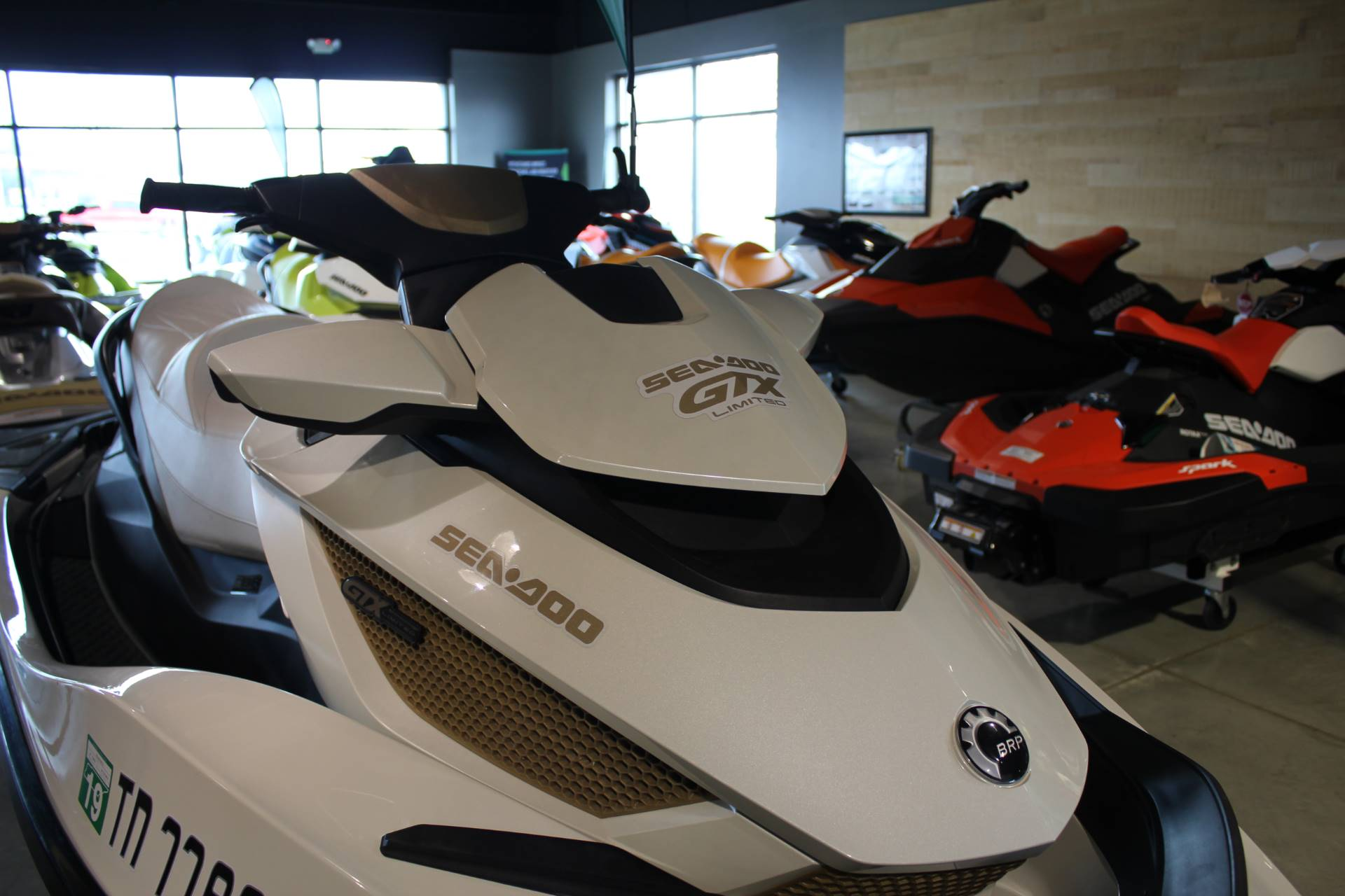 2012 Sea-Doo GTX Limited iS™ 260 in Batavia, Ohio