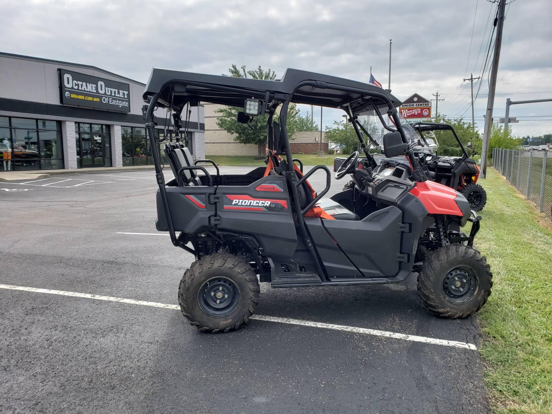 Used 2017 Honda Pioneer 700 4 Utility Vehicles in Batavia OH