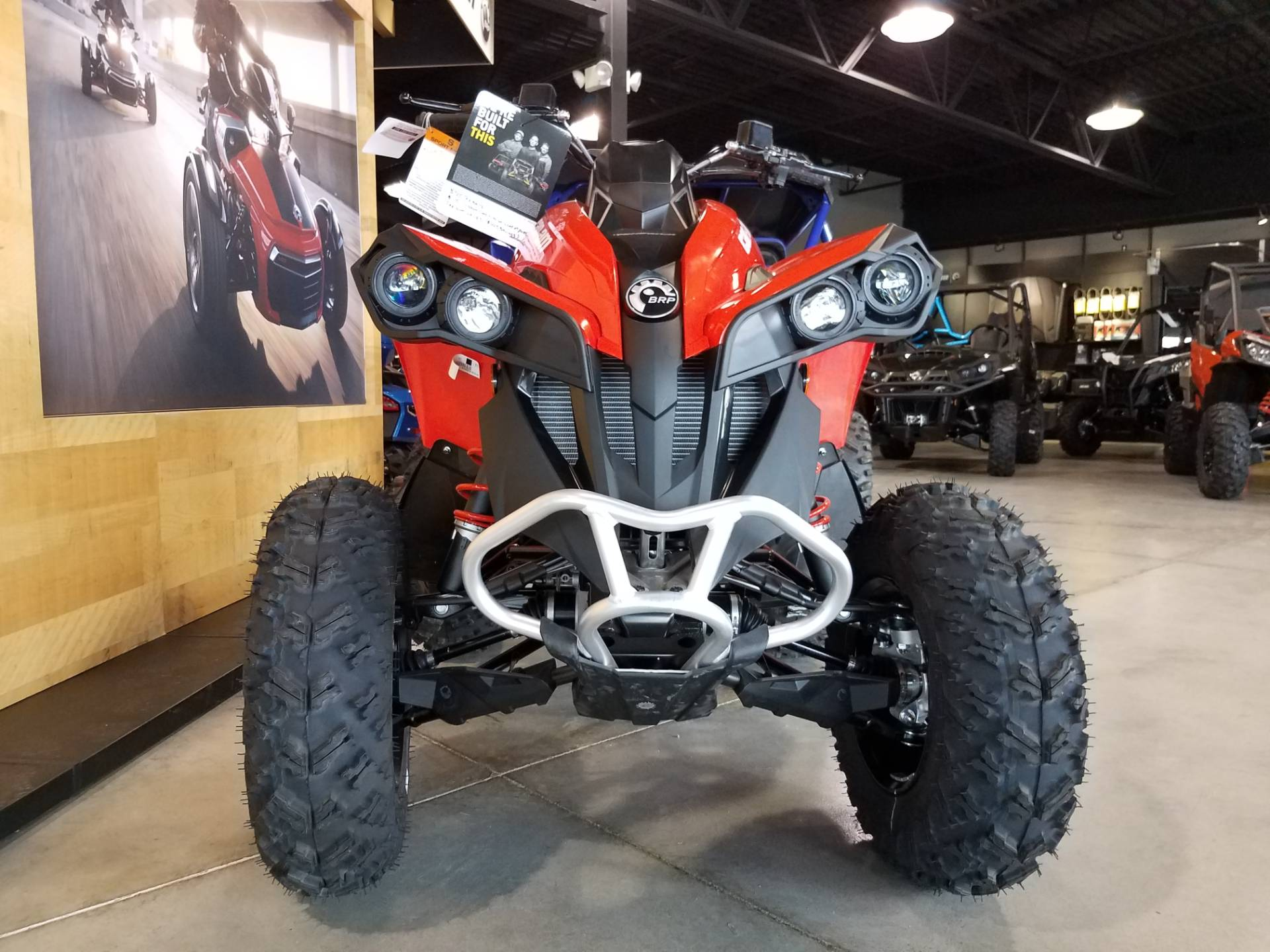 2018 Can-Am Renegade 570 in Batavia, Ohio