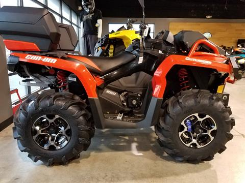 2018 Can-Am Outlander X mr 650 in Batavia, Ohio