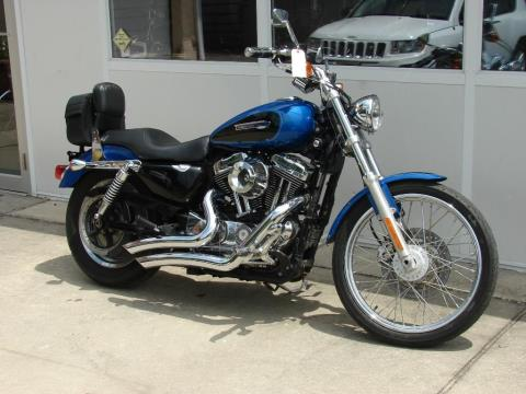 2008 Harley-Davidson XL 1200 Sportster in Williamstown, New Jersey