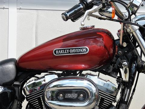 2009 Harley-Davidson XL Sportster 1200cc in Williamstown, New Jersey - Photo 4