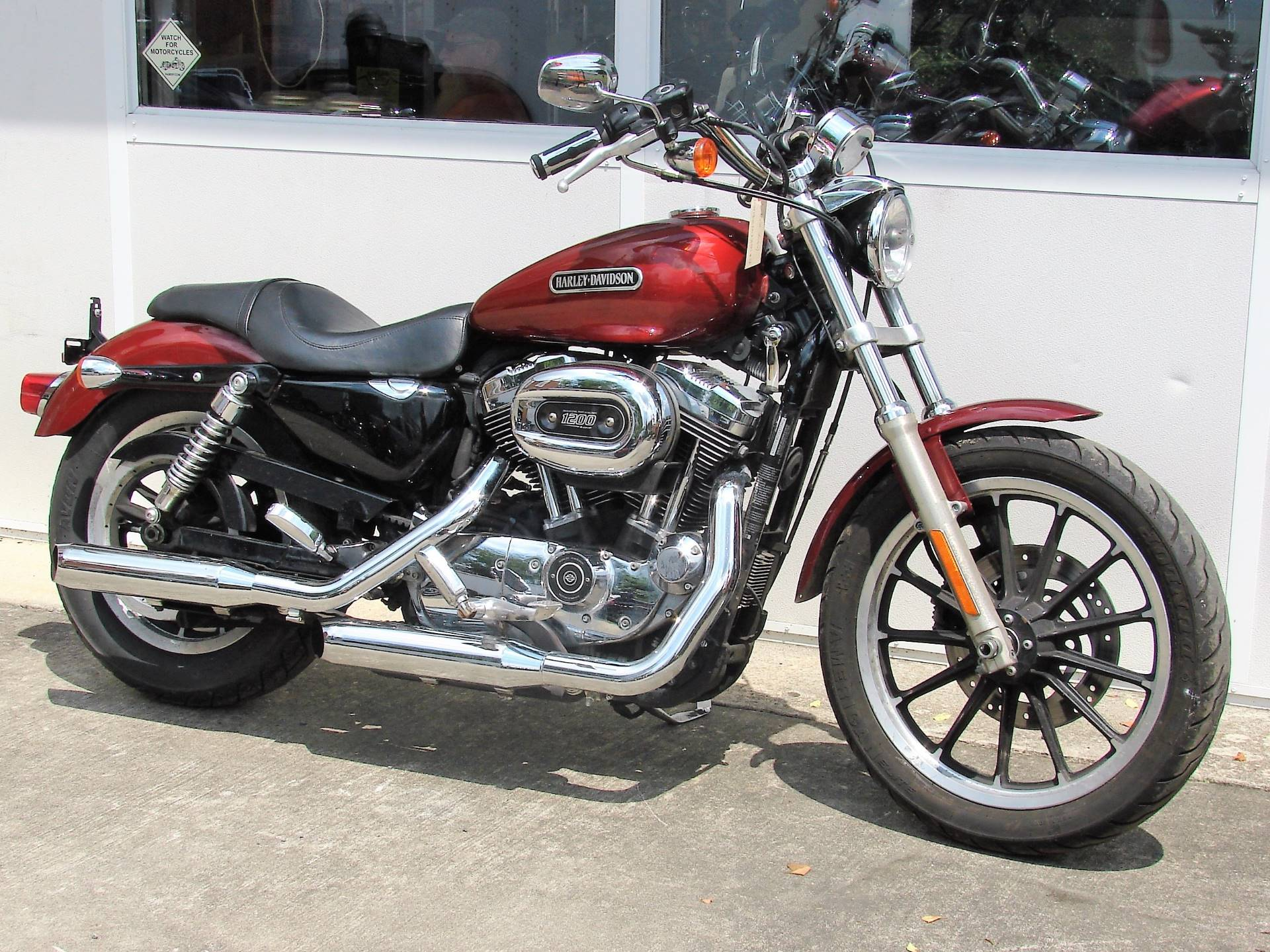 2009 Harley-Davidson XL Sportster 1200cc in Williamstown, New Jersey - Photo 13
