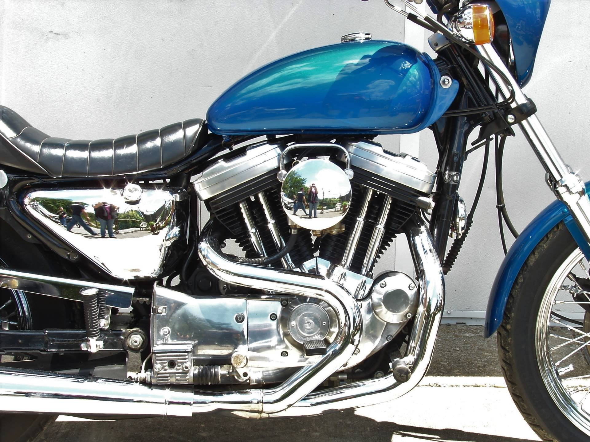 1993 Harley-Davidson 1200cc Sportster (Conversion) in Williamstown, New Jersey - Photo 3