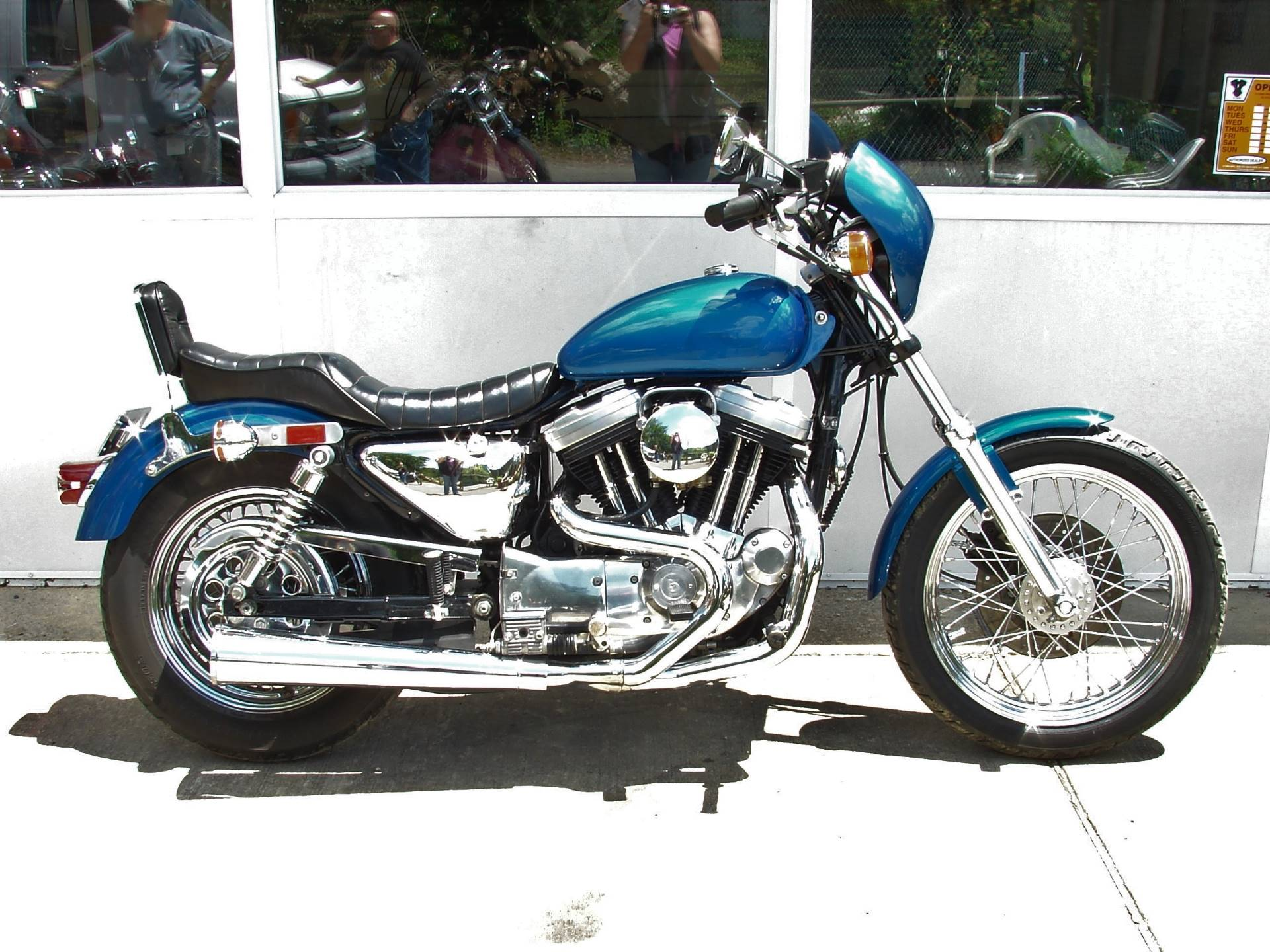 1993 Harley-Davidson 1200cc Sportster (Conversion) in Williamstown, New Jersey - Photo 4