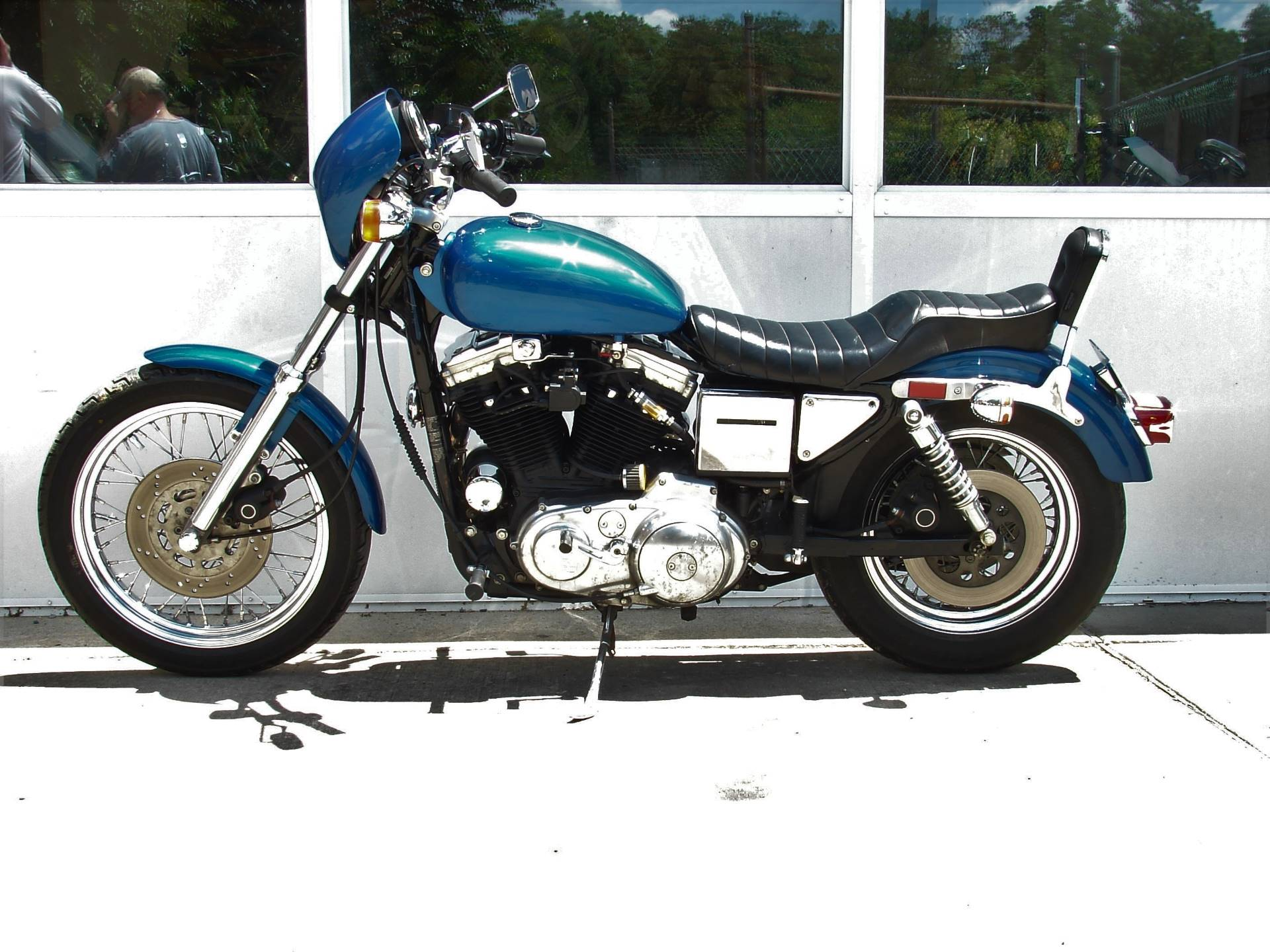 1993 Harley-Davidson 1200cc Sportster (Conversion) in Williamstown, New Jersey - Photo 6
