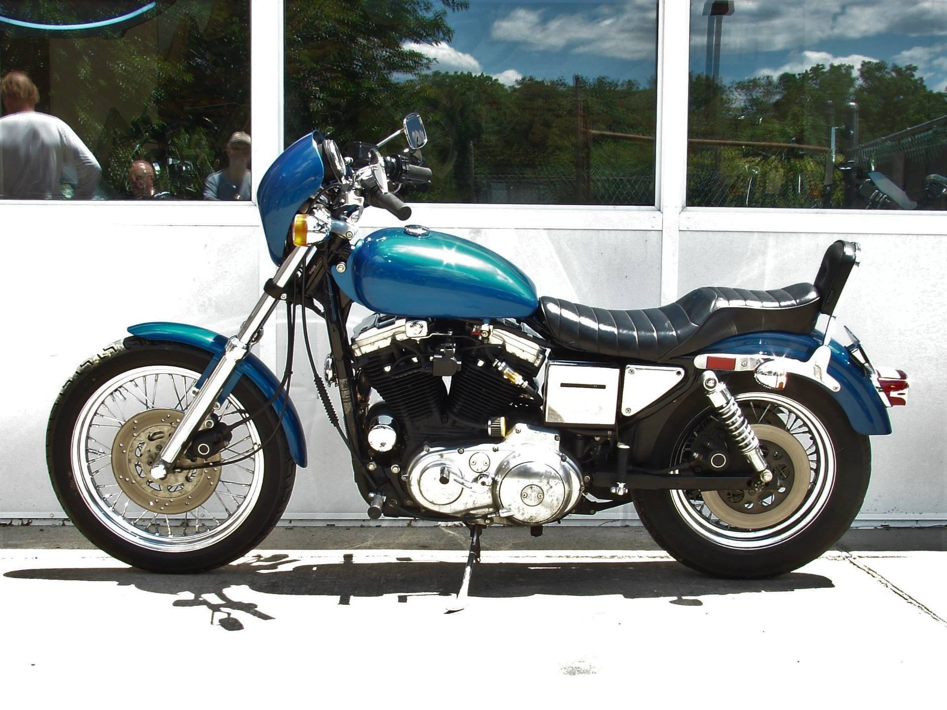 1993 Harley-Davidson 1200cc Sportster (Conversion) in Williamstown, New Jersey - Photo 8