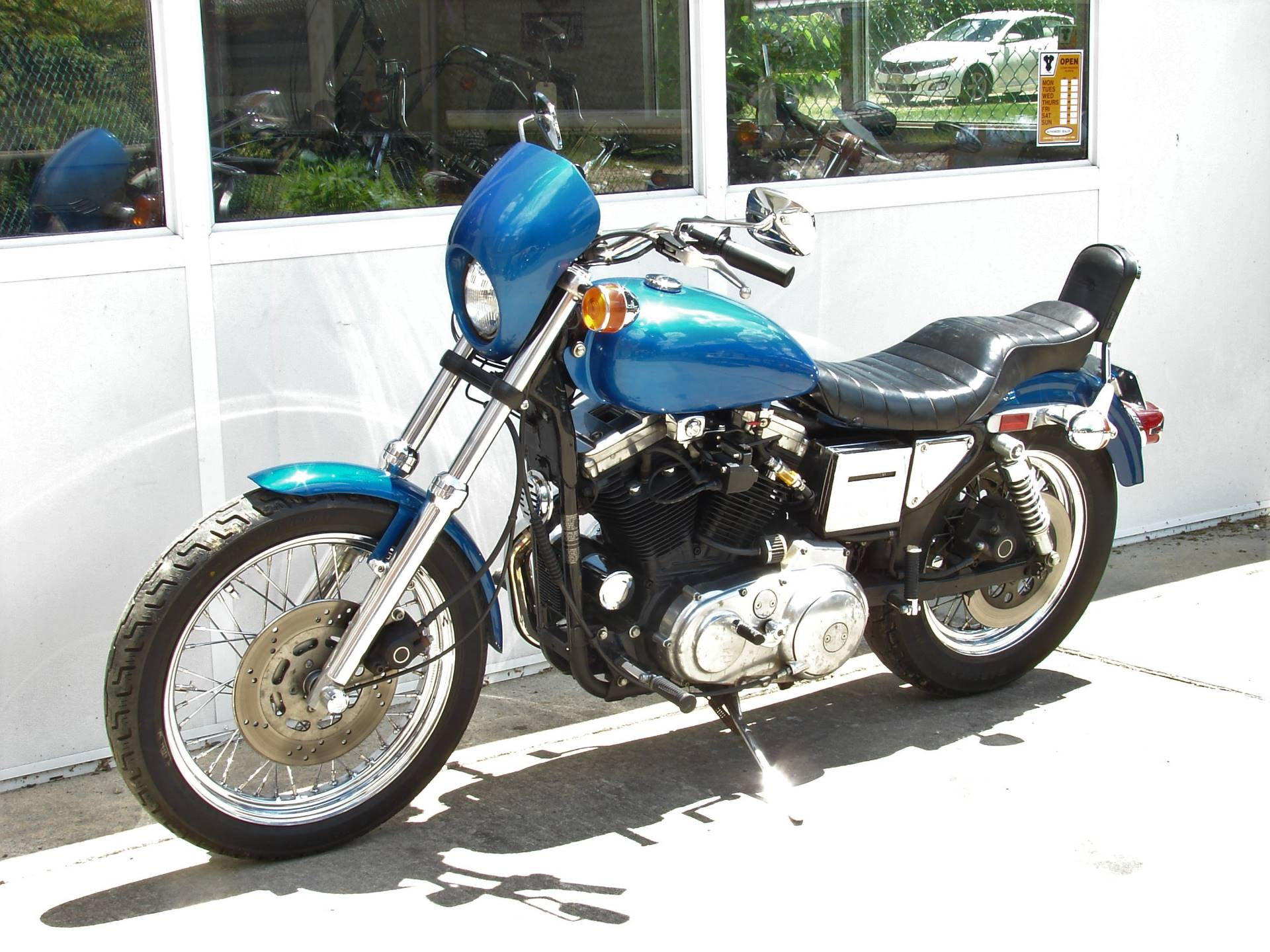 1993 Harley-Davidson 1200cc Sportster (Conversion) in Williamstown, New Jersey - Photo 9