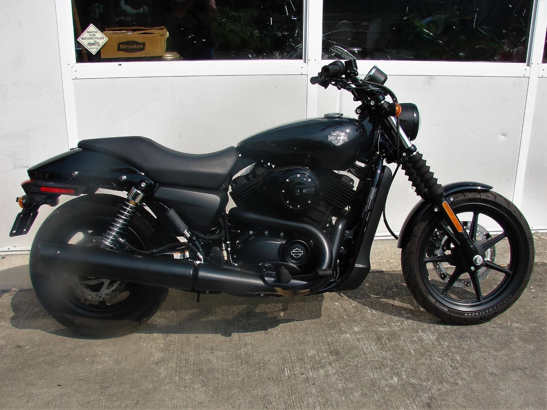 2015 Harley-Davidson XG 500  (Vivid Black) - LIKE NEW! in Williamstown, New Jersey