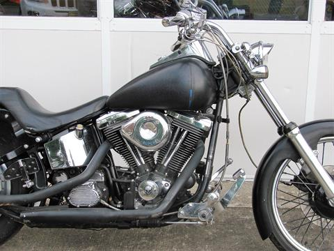 1998 Harley-Davidson FXSTC Softail Custom  (Black) in Williamstown, New Jersey - Photo 2