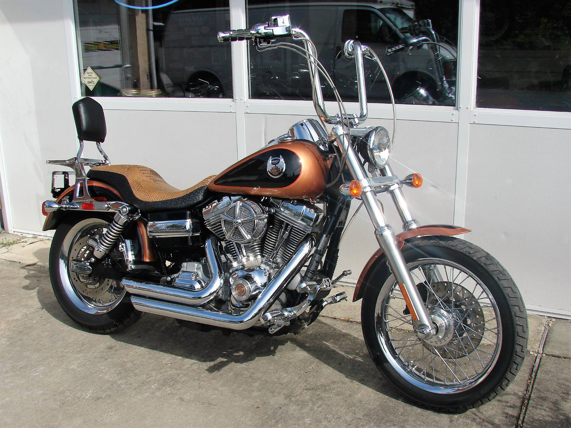 2008 Harley-Davidson Dyna® Super Glide® Custom in Williamstown, New Jersey