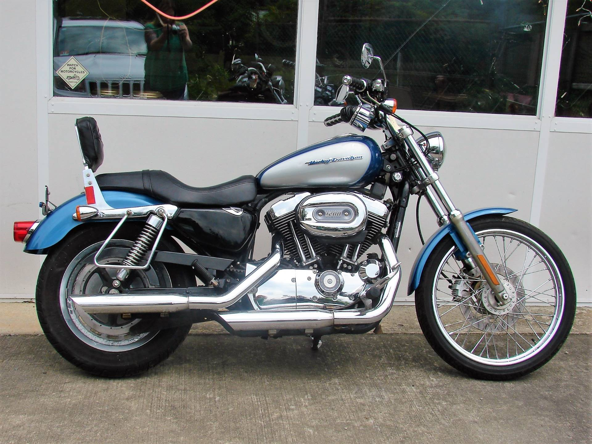 2005 Harley-Davidson Sportster® XL 1200 Custom in Williamstown, New Jersey - Photo 1